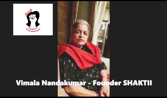 Mrs. Vimala Nandakumar
